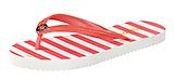 Bade-Zehentrenner – Flip Flop Gold Flower Stripes