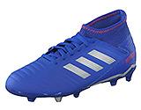 Fußballschuh mit Socken oder nicht? – adidas performance - Predator 19.3 FG J Fußball