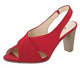 Gute Qualität muss nicht teuer sein – Peep Toe Sandale
