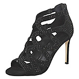High-Heel Sandalette für den großen Auftritt – Michael Kors Annalee Sandale