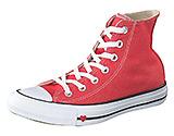 Lässige Sneaker für den Sommer richtig stylen – Converse Chuck Taylor All Star High