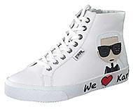 Schuhe als modisches Statement
