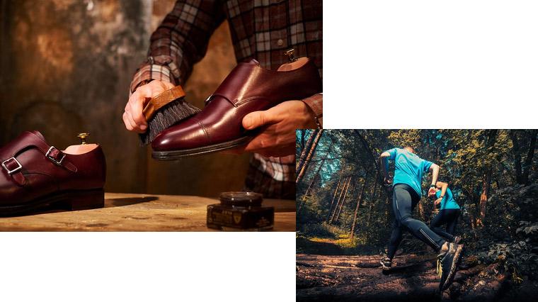 Schuhe putzen – wie es richtig geht!