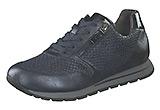 Sneakers aus Leder mit Schuhcreme oder Pflegemitteln behandeln – Gabor Schnürsneaker